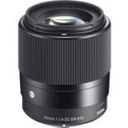 Obiectiv Sigma Sony E 30/1.4 (C) DC DN