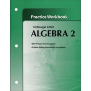 Holt McDougal Larson Algebra 2 by McDougal Littel