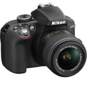 Nikon D3300 DSLR Camera Kit (With 18-55 VR II Lens)