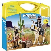PLAYMOBIL Carrying Case Western Playset