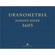 Kunstschätze Verlag Carte Uranometria von Johann Bayer inkl. Begleitbuch