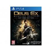 Deus Ex: Mankind Divided Day 1 PS4