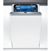 Masina de spalat vase Bosch SPV69T70EU, complet incorporabila, clasa energetica A++, 6 programe, afisaj digital, 10 seturi, sistem de uscare natural, panou de comanda inox