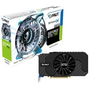 Palit GTX750 Scheda Video 2GB StormX OC, Nero