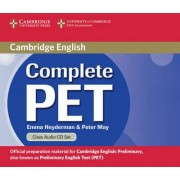 Complete PET Class Audio CDs (2) by Emma Heyderman
