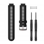 Bracelet de remplacement Garmin Forerunner 735XT Noir/Gris