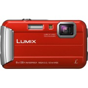 Panasonic Lumix DMC-FT30 Outdoor camera, 16,1 Megapixel, 4x opt. Zoom, 6,7 cm Display