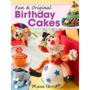 Fun & Original Birthday Cakes by Maisie Parrish