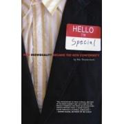 Hello, I'm Special by Hal Niedzviecki