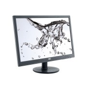 Monitor LED AOC E2260SDA 22 inch 5 ms black