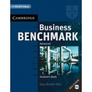 Business Benchmark. C1. BULATS Edition. Student's Book mit CD-ROM by Guy Brook-Hart