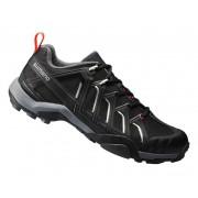 Pack Zapatillas Shimano Mt34 Negras + Calas
