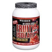 Weider Fruit Isolate Red Fruits 908g