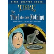 Oxford Reading Tree Read with Biff, Chip and Kipper: Level 12 First Chapter Books: The Thief Who Stole Nothing by Roderick Hunt