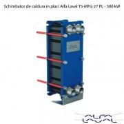 Schimbator de caldura in placi Alfa Laval T5-MFG 27 PL - 500 kW