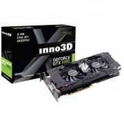 Inno3D GeForce GTX 1080 HerculeZ Twin X2 8192MB GDDR5X PCI-Express Graphics Card (N1080-1SDN-P6DN)