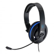 Casti gaming Turtle Beach Over-Head Ear Force P4C Black