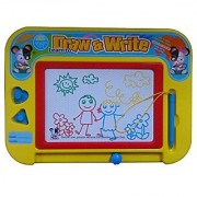WZYuan Magical Writing Board Color Magnetic Drawing Baord for Kids/Toddlers/Babies Magic Magical Erasable Color Doodle S
