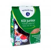 Vodnář krmivo KOI JUNIOR 4 kg