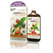 Elixir bio Kidfit plus cu rodie