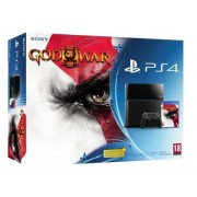 Playstation 4 500GB + God Of War