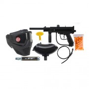 Empire JT Outkast Paintball Gun Ready-To-Play Kit (Black)