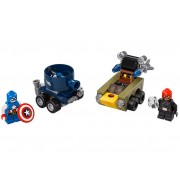LEGO Mighty Micros: Captain America contra Red Skull (76065)