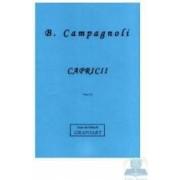 Capricii pentru viola Opus 22 - B. Campagnoli