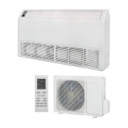 Coolexpert Klimagerät Boden-Decken DC Inverter 3.5 kW, inkl. Aussengerät
