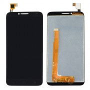 iPartsBuy LCD Screen + Touch Screen Digitizer Assembly for Alcatel One Touch Idol 2 / 6037(Black)