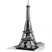 Lego Architecture 21019 Wieża Eiffla - Gwarancja terminu lub 50 zł! BEZPŁATNY ODBIÓR: WROCŁAW!