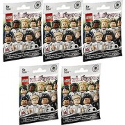 Lego Minifigures 71014 - German Soccer Team - 5 Packs - Random Select
