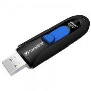 Флаш памет Transcend 32GB JETFLASH 790, USB 3.0, black - TS32GJF790K