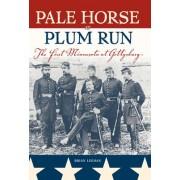 Pale Horse at Plum Run by Brian Leehan