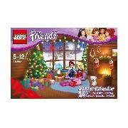 Lego Friends Adventi naptár 41040