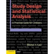 Study Design and Statistical Analysis by Mitchell H. Katz