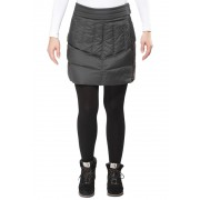Marmot Pip Insulated Skirt Women dark steel L Kleider & R
