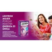 LEOTRON MUJER ENERGÍA QUE ACTIVA LA BELLEZA 30 COMPRIMIDOS + 6 GRATIS
