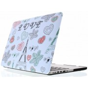 Love design hardshell voor de MacBook Pro Retina 15.4 inch