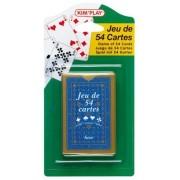 Cofalu Kim'play - Jeu De Carte - Jeu De 54 Cartes - Luxe