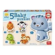 "Educa Borras 13473 ""Baby Animals"" Puzzle"