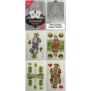 Carta Mundi 100% plasztik magyar kártya