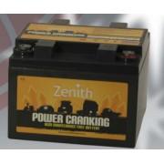 Batería para arrancador AGM 12v 28ah ZENITH ZPC120025 165mm (L) x 176mm (An) x 125mm (Al)