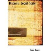 Britain's Social State by Professor of Social Policy and Development David Lewis