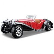 Bburago 1:24 Scale Bugatti Type 55 Diecast Vehicle (Colors May Vary)