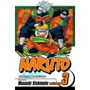 Naruto, Vol. 3 by Masashi Kishimoto