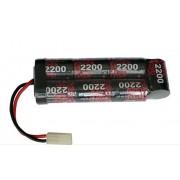 Acumulator Mini-Type 8,4V-2200 MAH (EP)