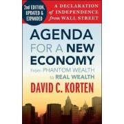 Agenda for a New Economy by David C. Korten