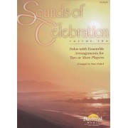 Sounds of Celebration - Volume 2 Solos with Ensemble Arrangements for Two or More Players by Dr Jim