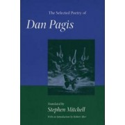 The Selected Poetry of Dan Pagis by Dan Pagis